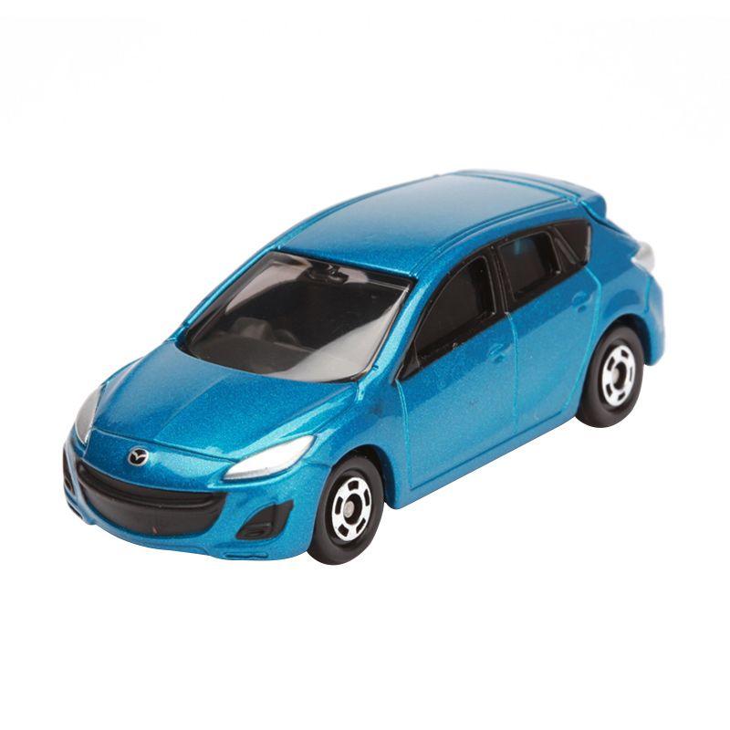 Tomica Mazda Axela Sport Blue Diecast