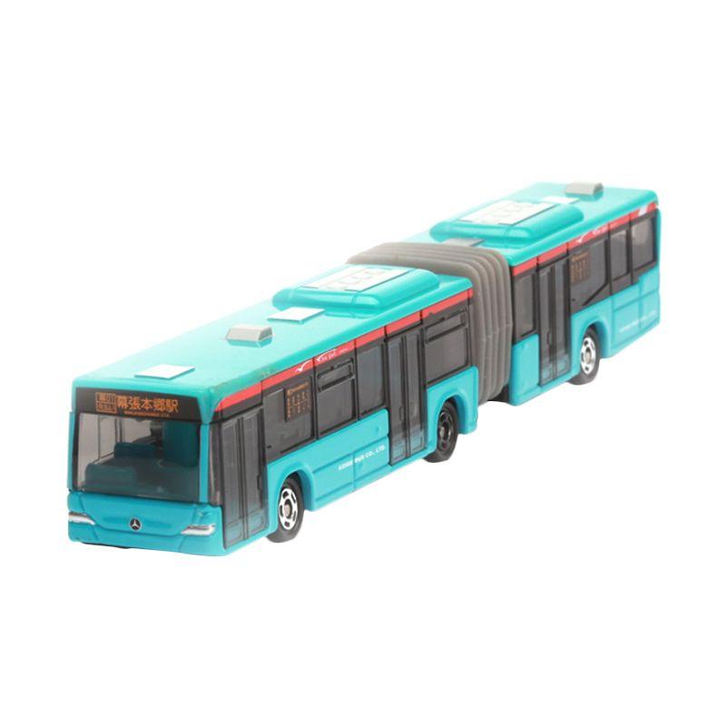 Tomica Mercedes Benz Citaro Keisei Articulated Bus Blue Diecast