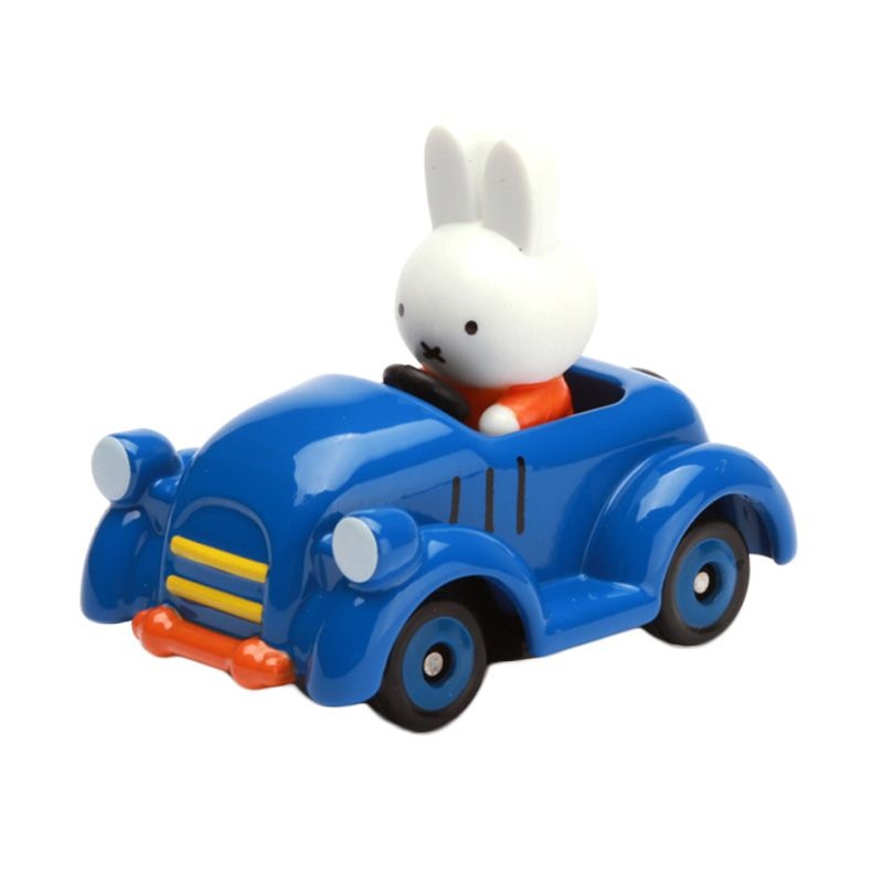Tomica Miffy Blue Diecast