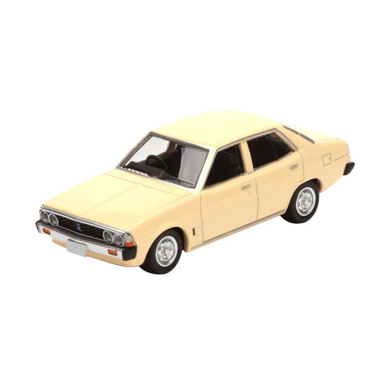 Tomica Mitsubishi Galant E1600 GL Cream Diecast