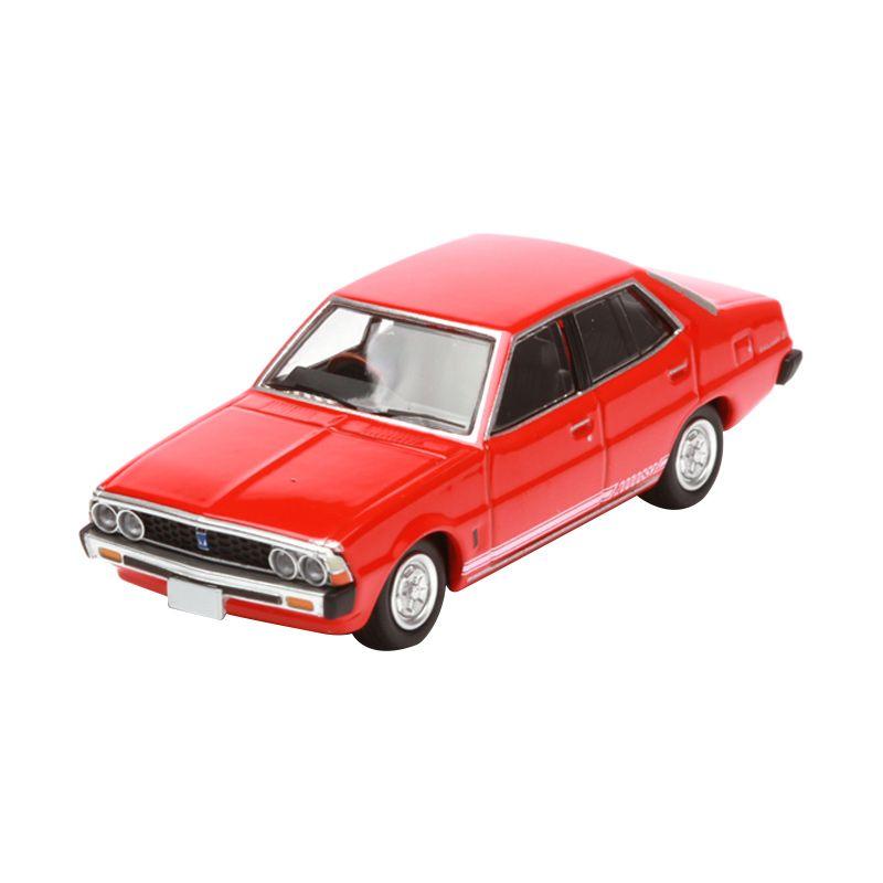 Tomica Mitsubishi Galant E2000 GSR Red Diecast
