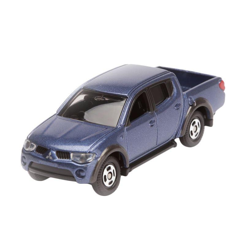 Tomica Mitsubishi Triton Blue Diecast
