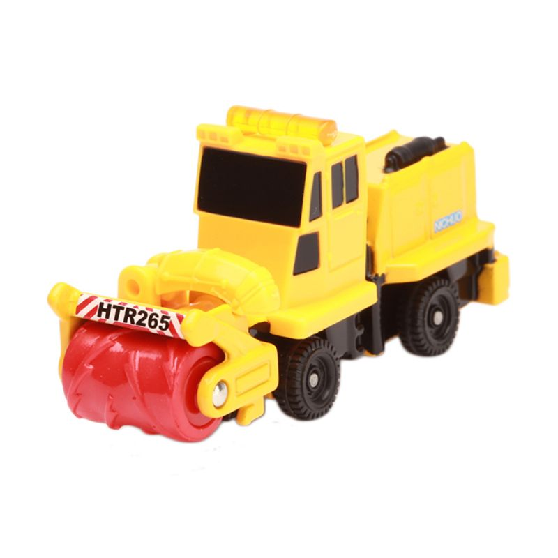 Tomica Nichijo Manufacturing Rotary Snowplow HTR265 Yellow Diecast [1:64]