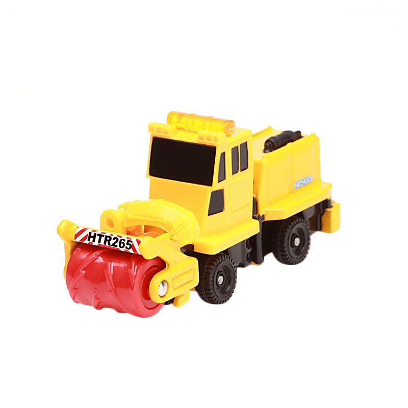 Tomica Nichijo Manufacturing Rotary Snowplow HTR265 Yellow Diecast