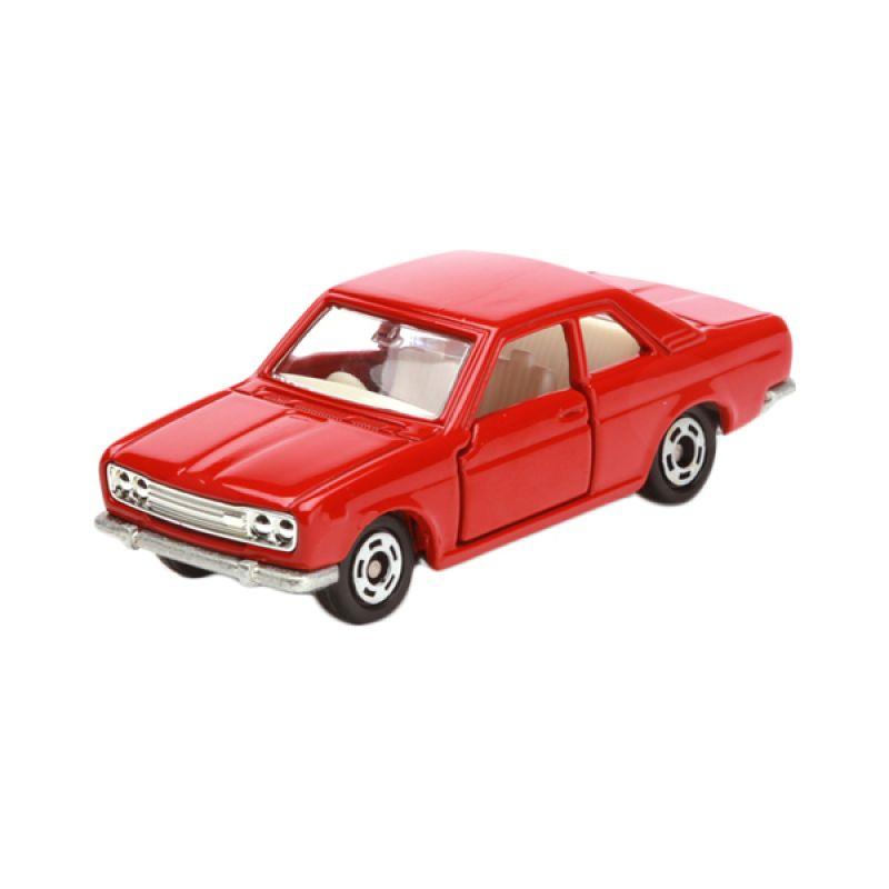 Tomica Nissan Bluebird SSS Coupe Merah Diecast
