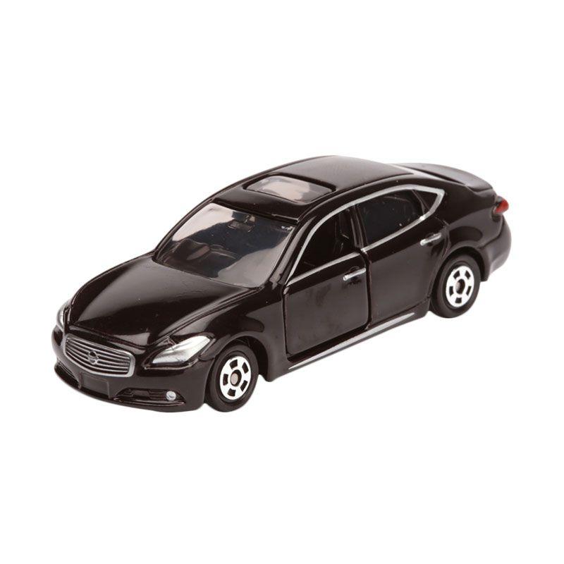 Tomica Nissan Cima Black Diecast [1:64]