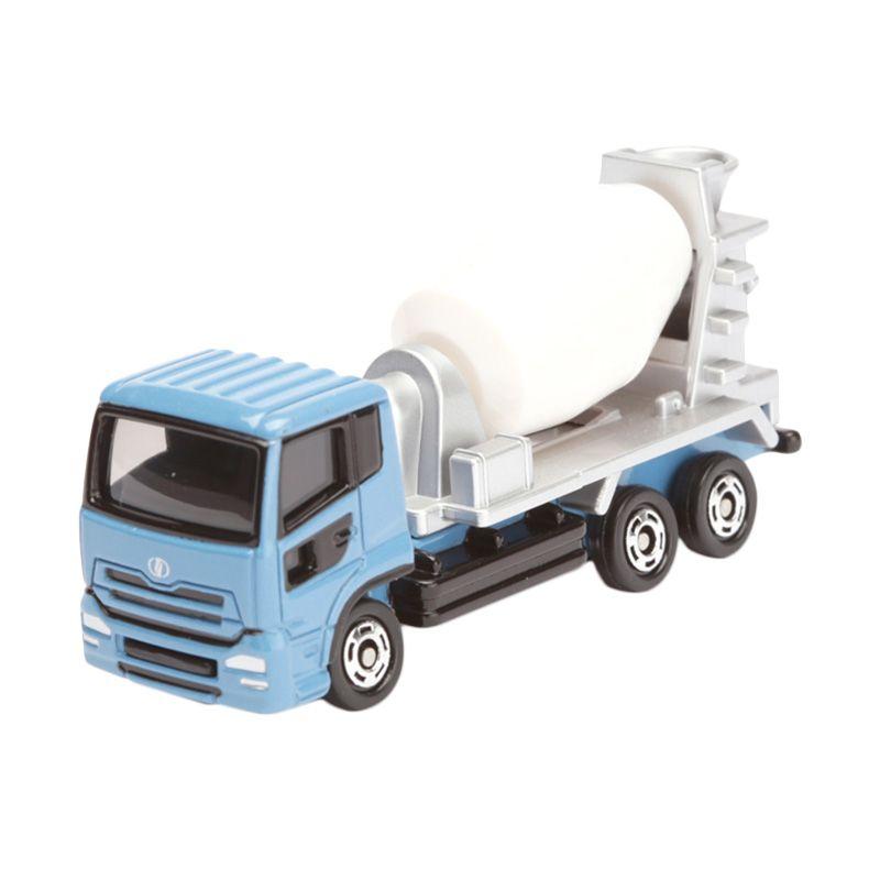 harga Tomica Nissan Diesel Quon Mixer Car Blue Diecast Blibli.com