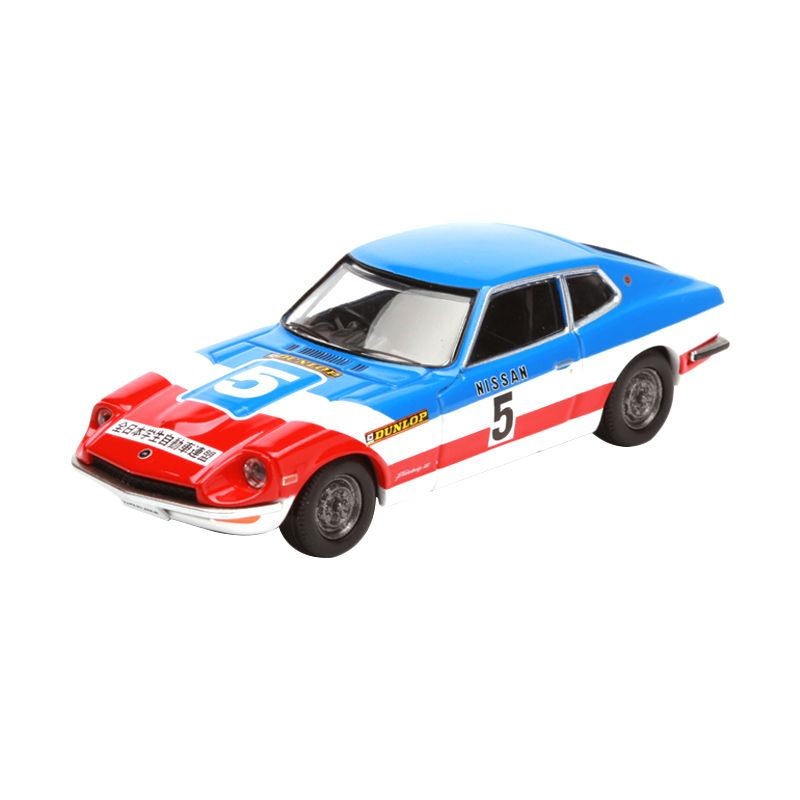 Tomica Nissan Fairlady 260Z AJSAA Blue Diecast [1:64]