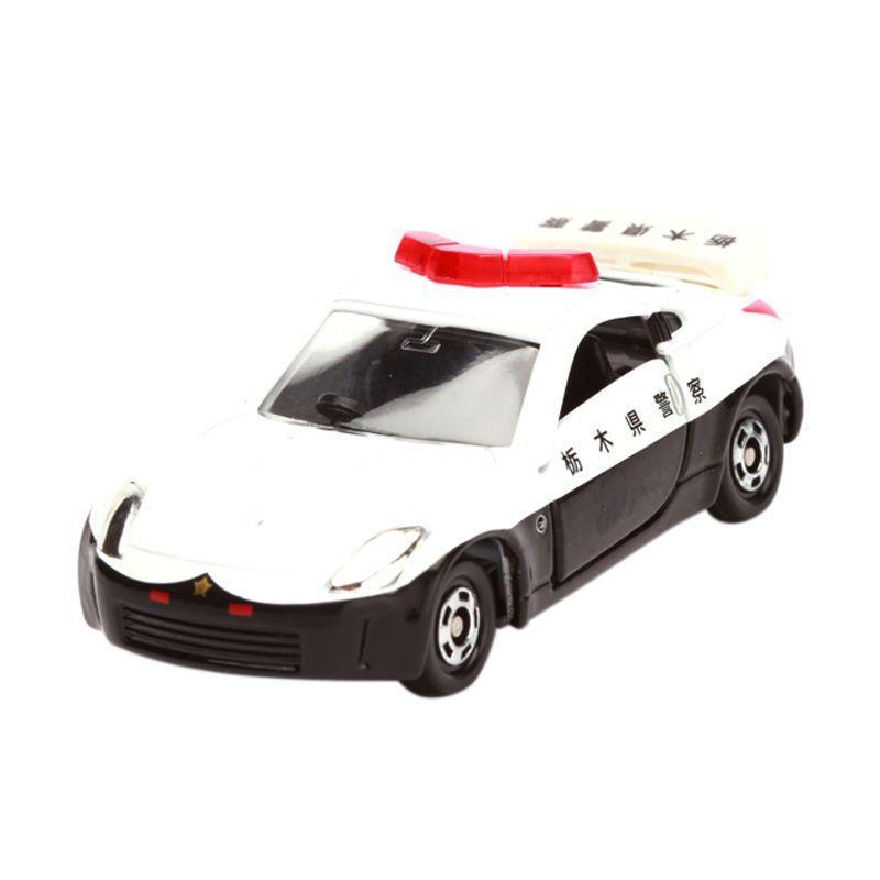 Tomica Nissan Fairlady Z Patrol Car White Diecast [1:64]