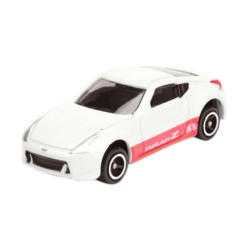 Tomica Nissan Fairlady Z White Diecast [1:64]
