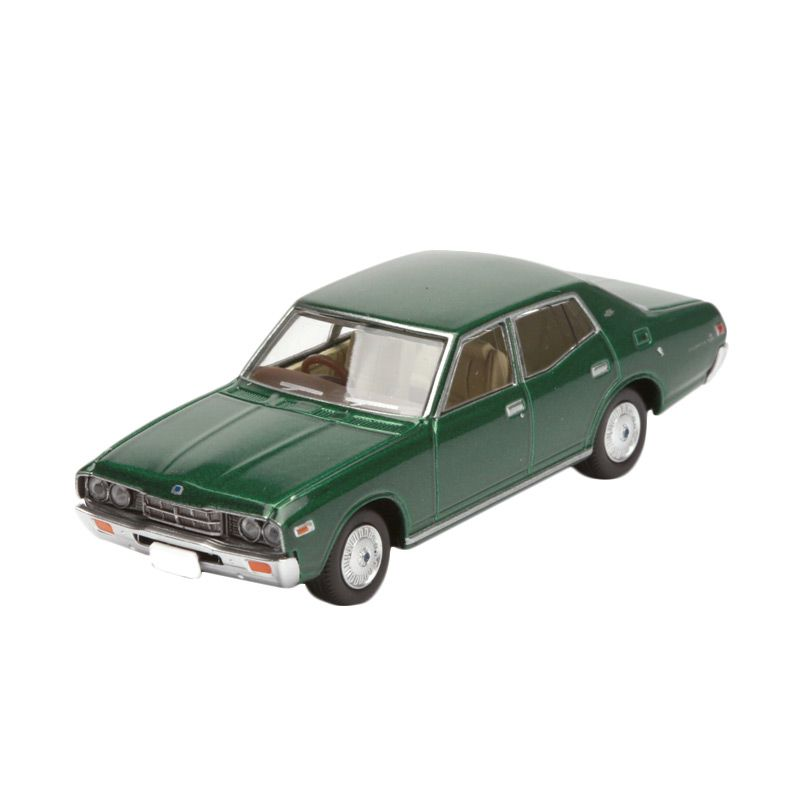 Tomica Nissan Gloria 2000SGL Dark Green Diecast