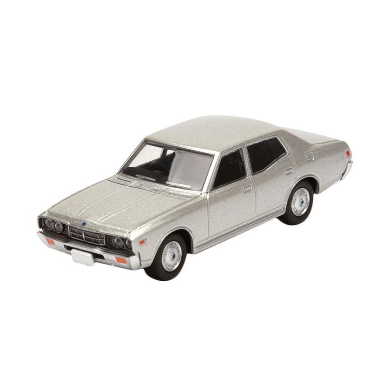 Tomica Nissan Gloria 2000SGL Silver Diecast