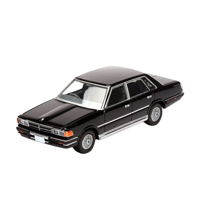 Tomica Nissan Gloria 4 Door Sedan Black Diecast [1:64]
