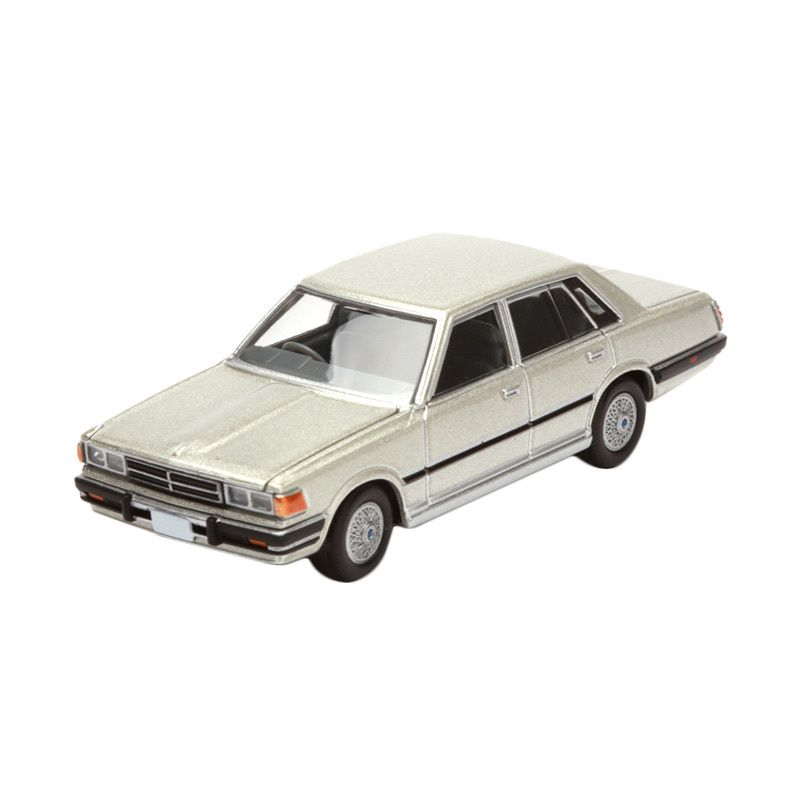 Tomica Nissan Gloria 4 Door Sedan Cream Diecast