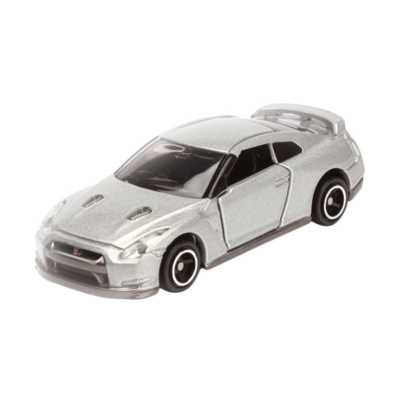 Tomica Nissan GT-R Silver Diecast