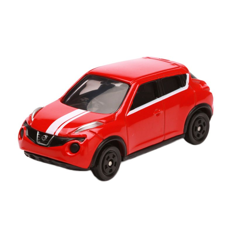 Tomica Nissan Juke Red Diecast