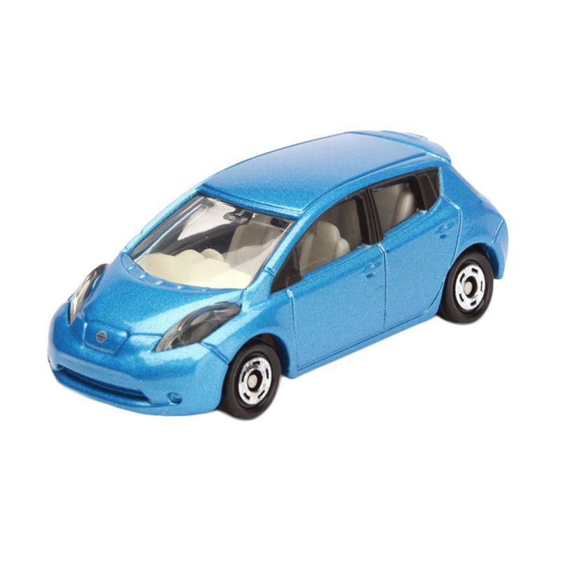 Tomica Nissan Leaf Blue Diecast