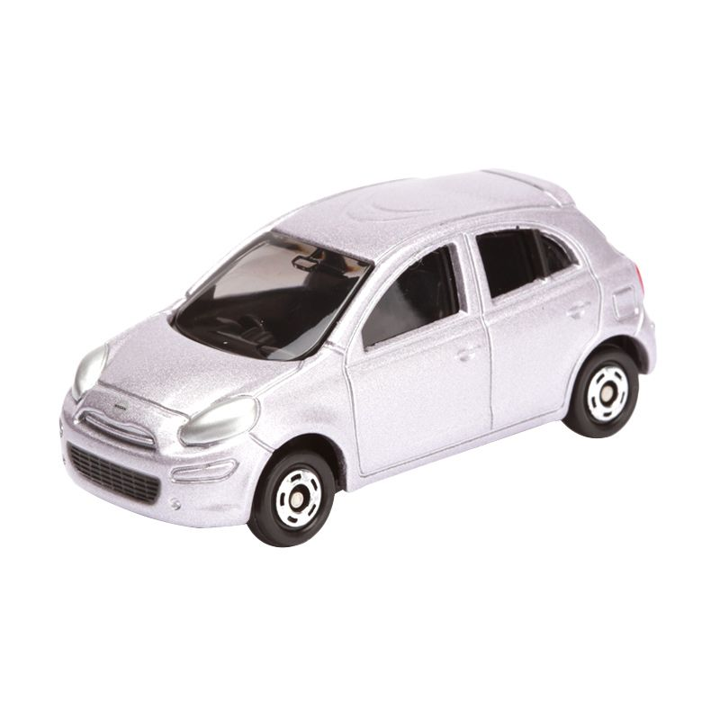 Tomica Nissan march Purple Diecast