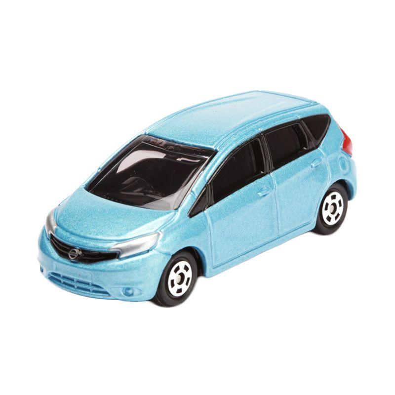 Tomica Nissan Note Blue Diecast [1:64]
