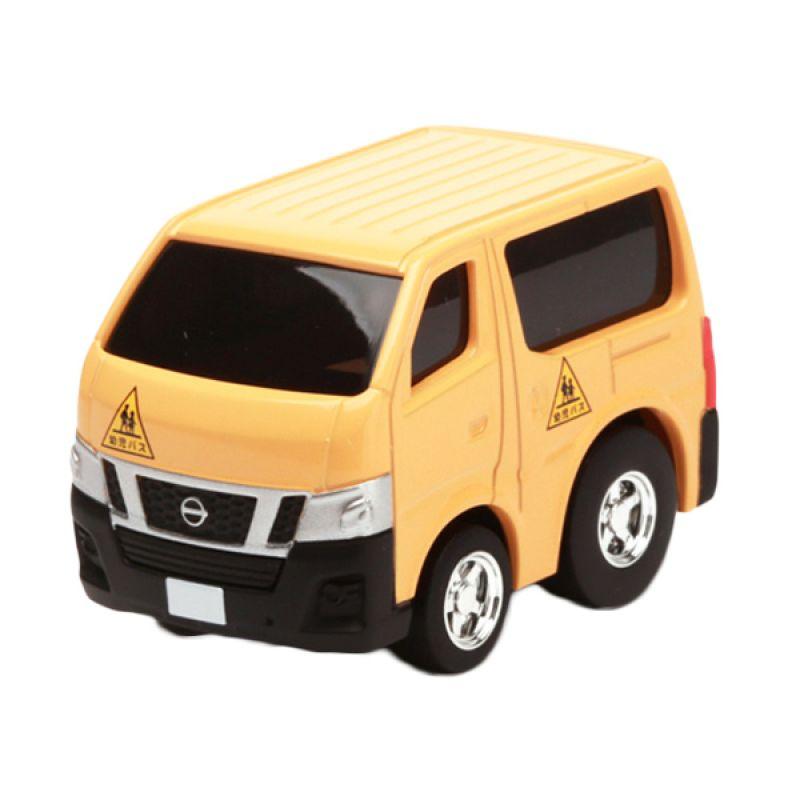 Tomica Nissan NV350 Caravan Orange Diecast [1:64]