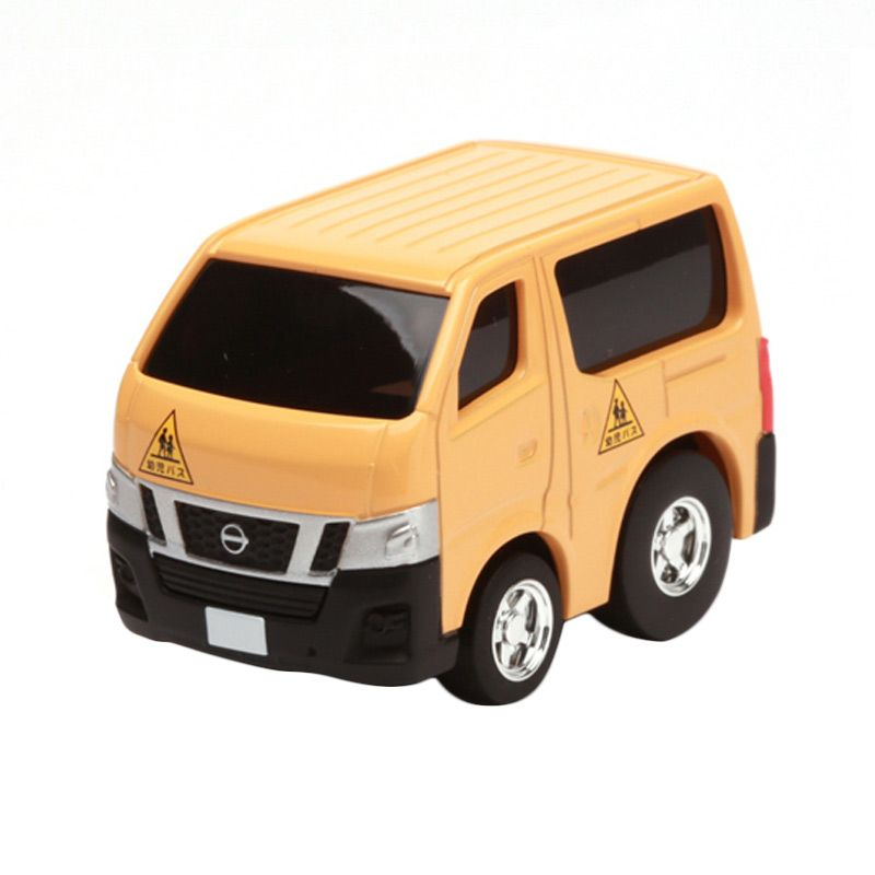 Tomica Nissan NV350 Caravan Orange Diecast