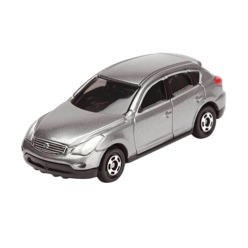Tomica Nissan Skyline Crossover Silver Diecast [1:64]