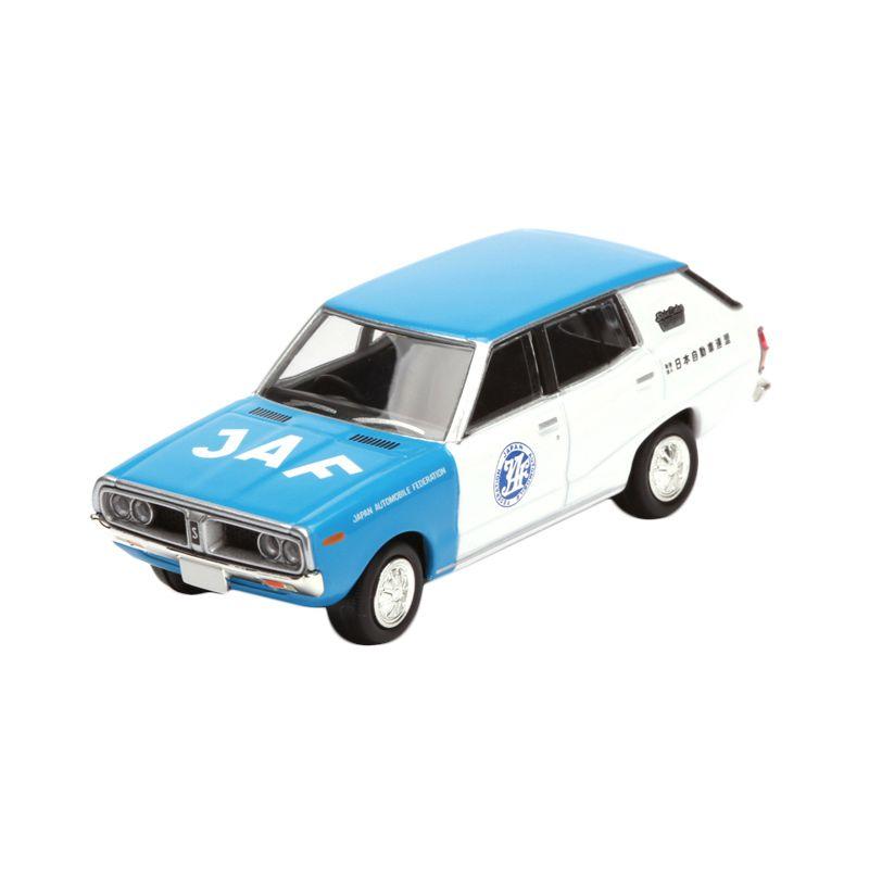 Tomica Nissan Skyline Van Blue Diecast