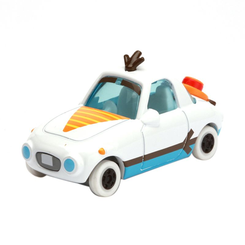 Tomica Olaf Car White Diecast