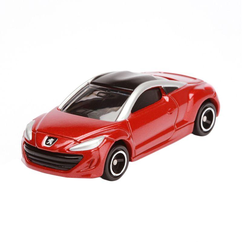 Tomica Peugeot RCZ Red Diecast