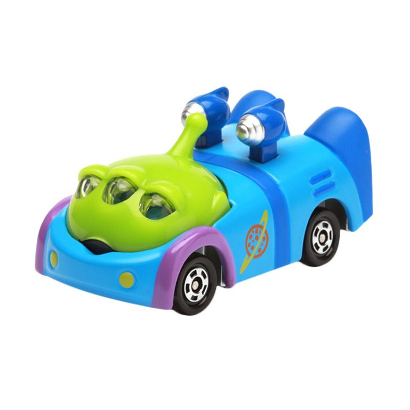 Tomica Planet Car of Little Green Men Toy Story Blue Diecast