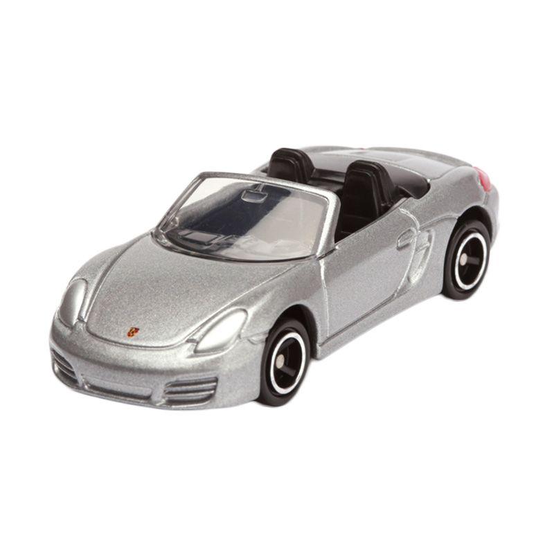 Tomica Porsche Boxster Silver Diecast