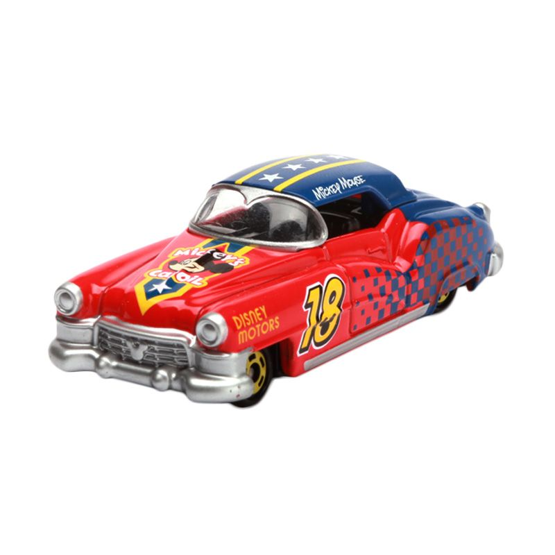 Tomica Racing Dream Star II Red Diecast
