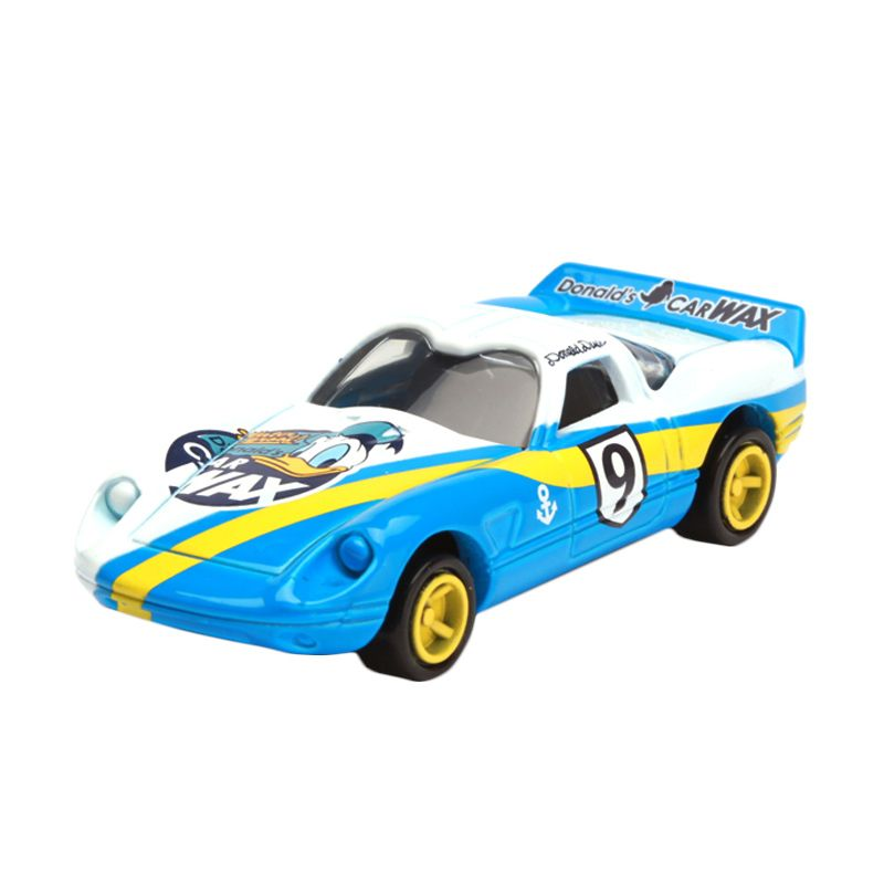 Tomica Racing Speed Way Star Blue Diecast