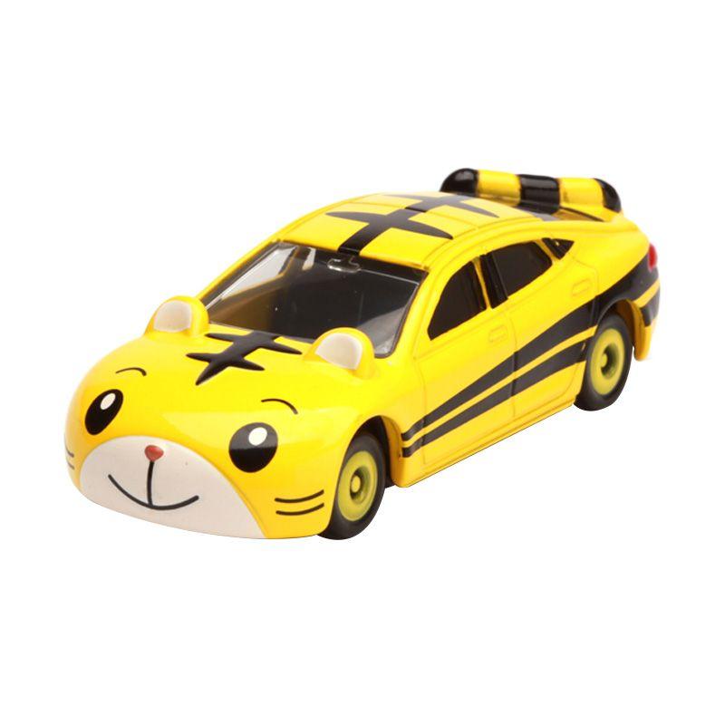 Tomica Shimajiro Car II Yellow Diecast