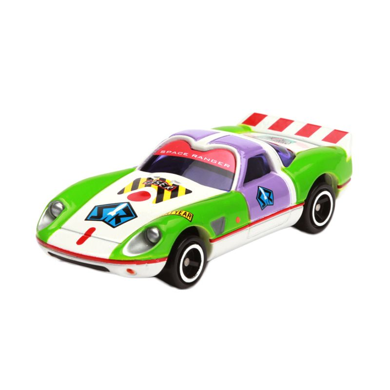 Tomica Speedway Star Buzz Lightyear Green Diecast