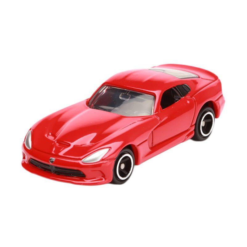 Tomica SRT Viper GTS Red Diecast [1:64]