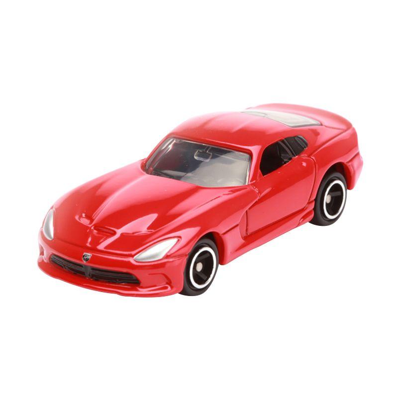 Tomica SRT Viper GTS Red Diecast