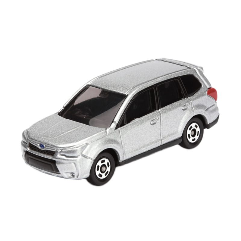 Tomica Subaru Forester Silver Diecast
