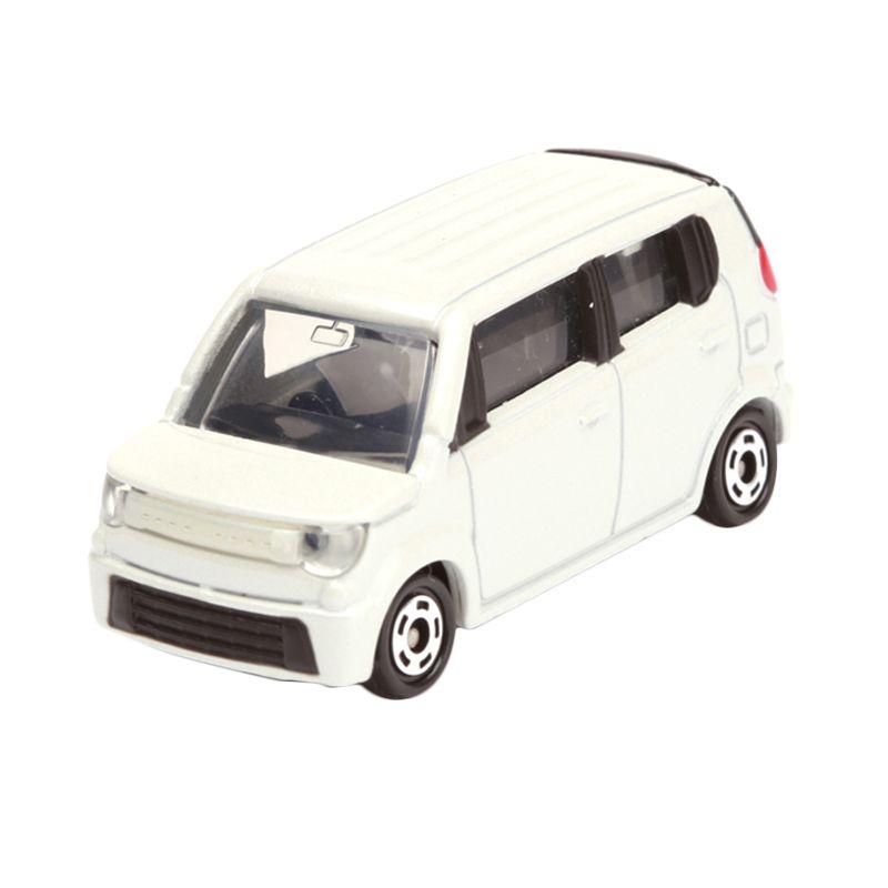 Tomica Suzuki MR Wagon White Diecast