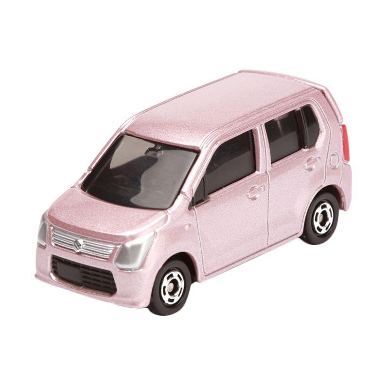 Tomica Suzuki Wagon R Pink Diecast