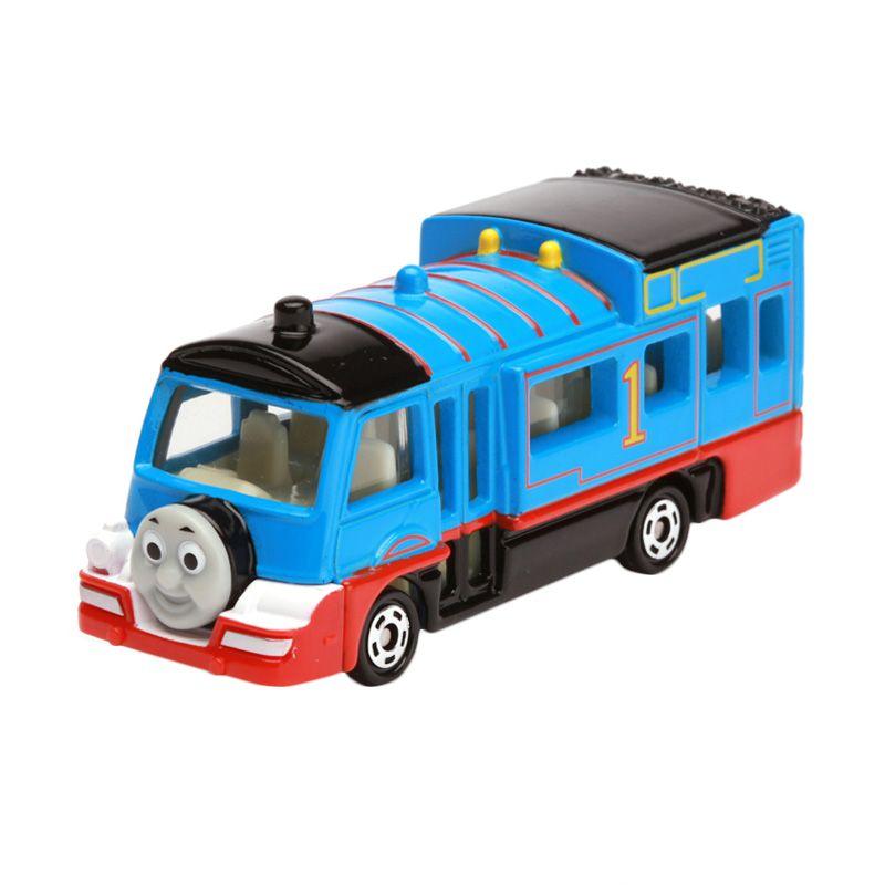 Tomica Thomas Bus Blue Diecast