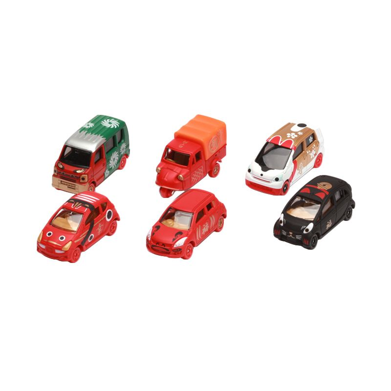 Tomica Tomica Mascot New Year Mix Diecast