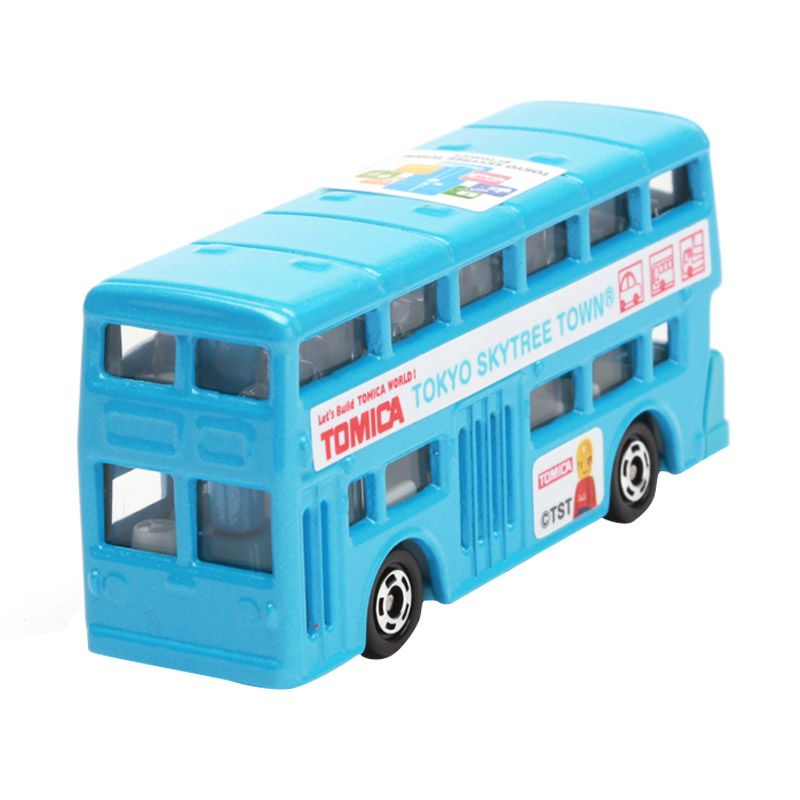 Tomica Tomica Skytree Town Bus Blue Diecast