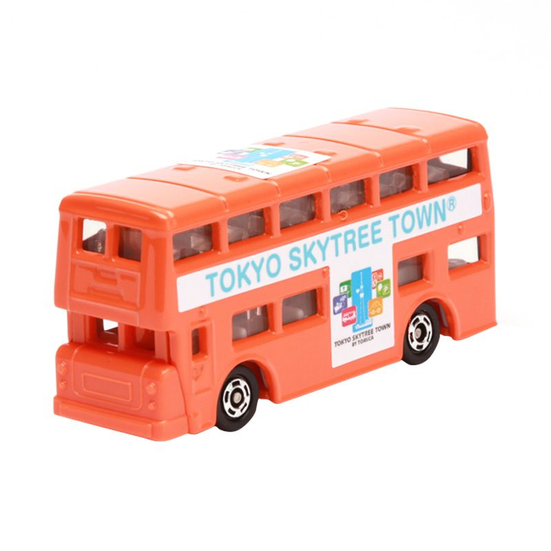 Tomica Tomica Skytree Town Bus Orange Diecast