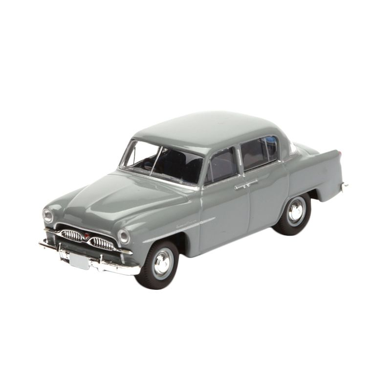 Tomica Toyopet Crown Gray Diecast