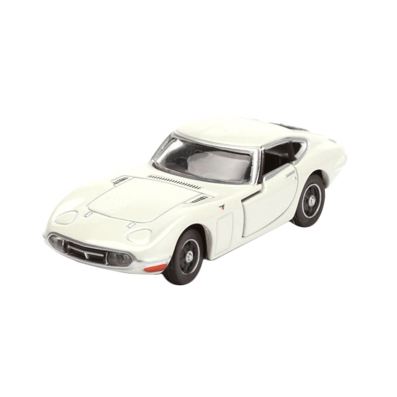 Tomica Toyota 2000GT Late White Diecast