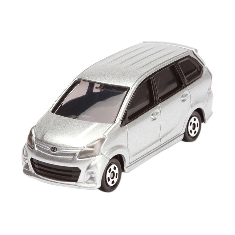 Tomica Toyota Avanza Veloz Silver Diecast