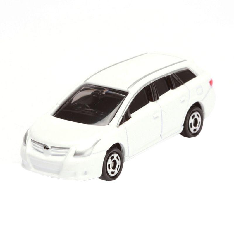 Tomica Toyota Avensis White Diecast [1:64]