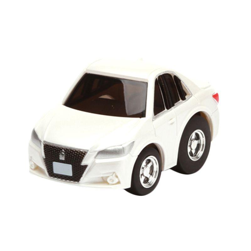 Tomica Toyota Crown Athlete White Diecast