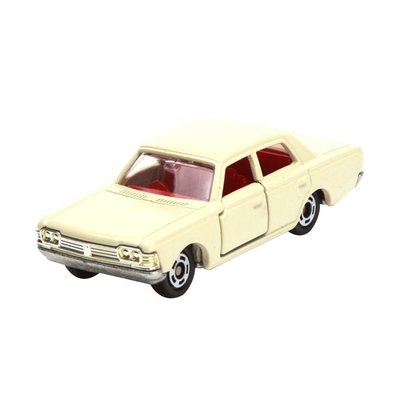 Tomica Toyota Crown Super Deluxe Putih Diecast